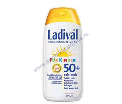Picture of LADIVAL GEL SPF 50+ 200ml