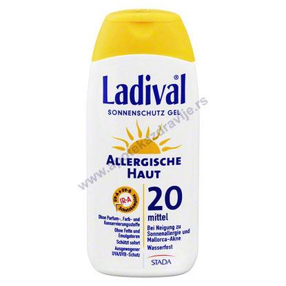 Slika od LADIVAL GEL SPF 20 200ml