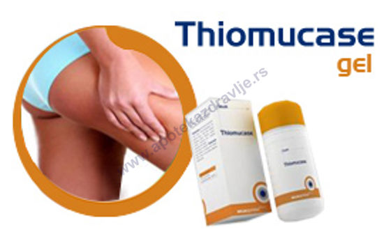 Picture of THIOMUCASE gel 200ml