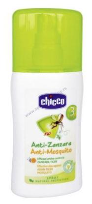 Slika od Chicco Zanza sprej protiv komaraca 100 ml