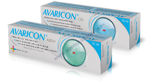 Kép: AVARICON krem 75ml