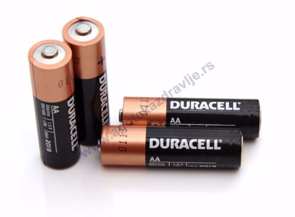 Picture of DURACELL ALK.BATERIJE AA 1kom.