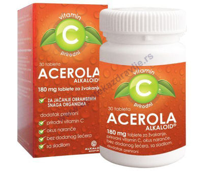 Picture of ACEROLA tabl. 30x180mg