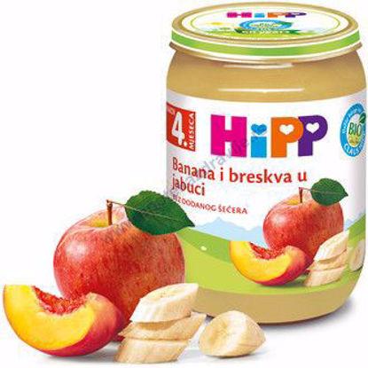 Picture of HIPP BANAN. + BRESKVA + JAB.