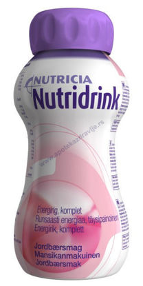 Slika NUTRI DRINK JAGODA 200ml